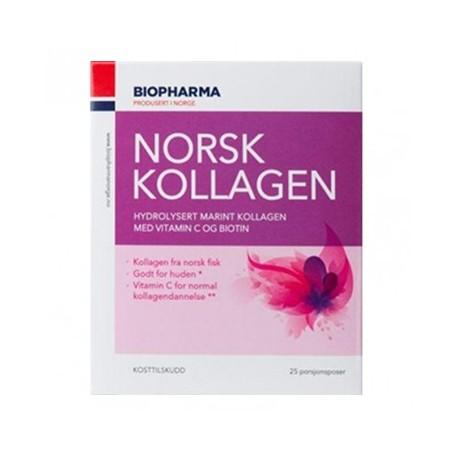 Kolagen Norsk 25x5g 125g
